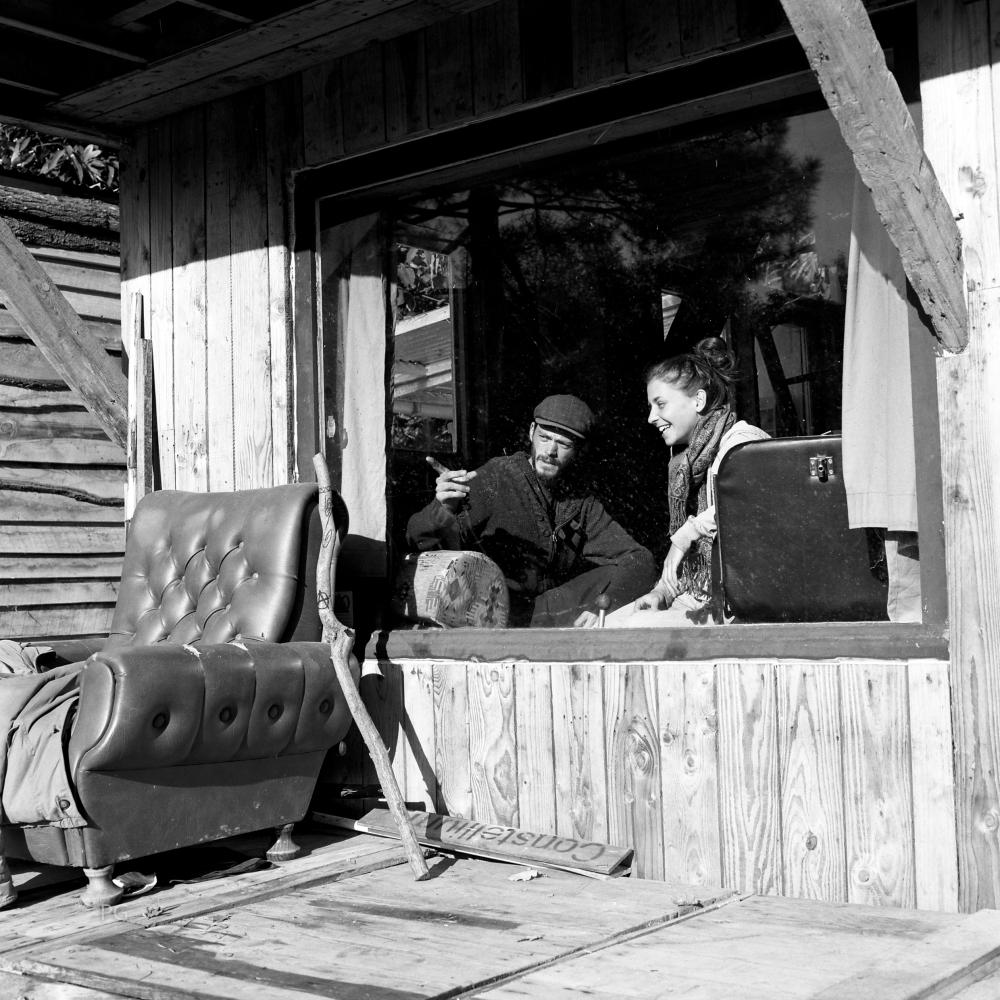cabane benji et pau